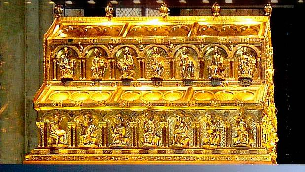 Relicario de los Reyes Magos en Colonia