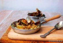Repollo con almejas. Receta de Marta Obegero, del blog La Cocina de Las Casinas