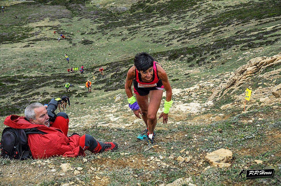 Ana Cristina Aguado, campeona de Europa de Carreras de Montaña