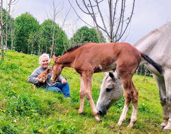 Ana Inmaculada Adeba, bióloga, ganadera y Mujer Rural 2020