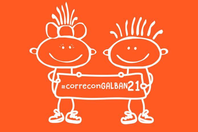 Corre con Galbán
