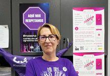 Eva María Menéndez García, concejala de Igualdad en el Ayuntamiento de Castrillón