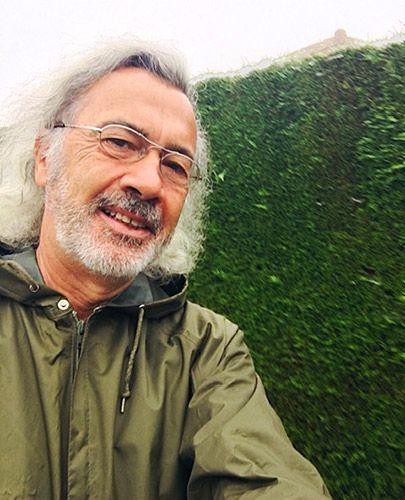 Fernando Beltrán, poeta