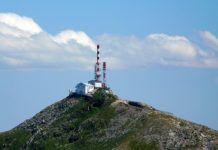 Alto del Gamoniteiro, ubicado en la sierra del Aramo