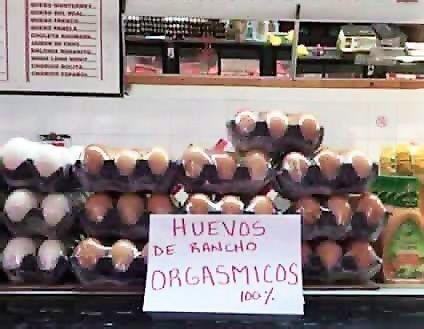 Huevos orgásmicos