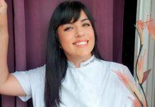 Lara Roguez, chef ejecutivo del restaurtante Kraken ArtFood