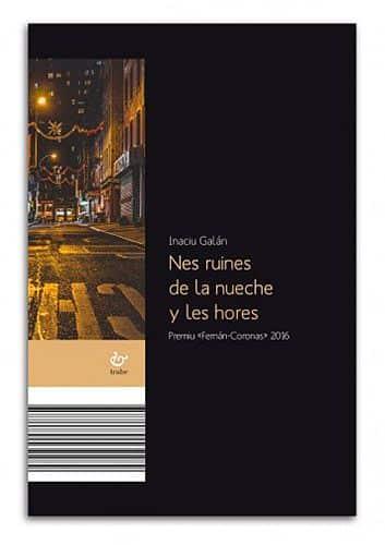 Nes ruines de la nueche y les hores, poemariu d'Inaciu Galán y García