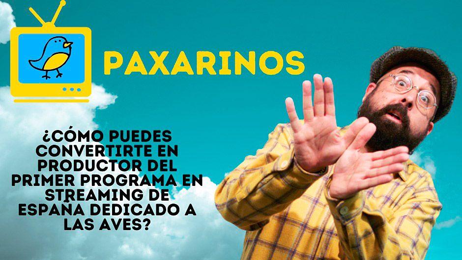 PaxarinosTV