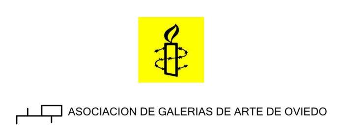 Amnistía Internacional Asturias y la Asociación de Galerías de Arte de Oviedo celebran juntas el Día Internacional de la Mujer