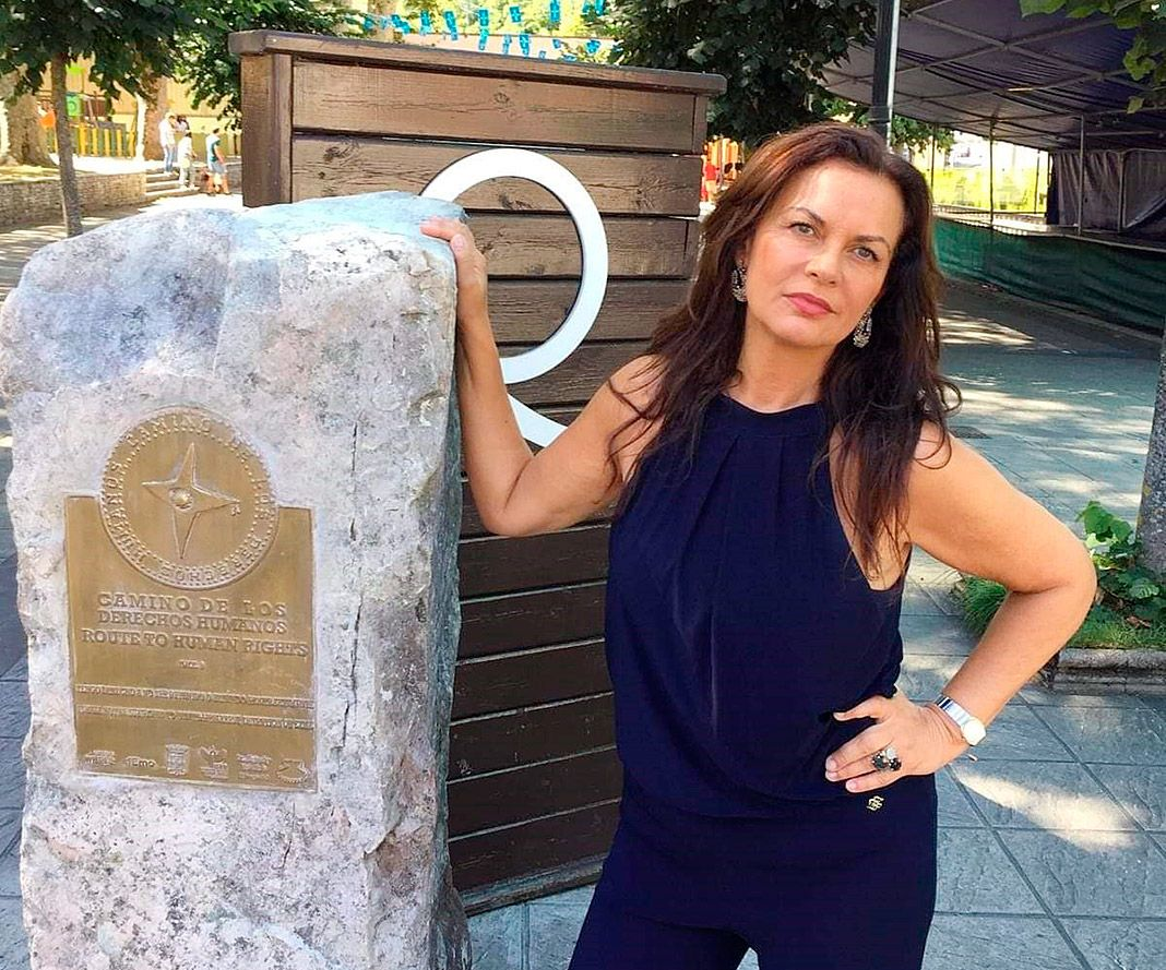 Begoña Panea, directora de Where is Asturias