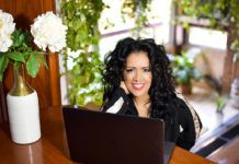 Cristina del Valle, integrante de Amistades Peligrosas