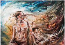 El perdón de Eva. Autor: José Cruz Pacheco