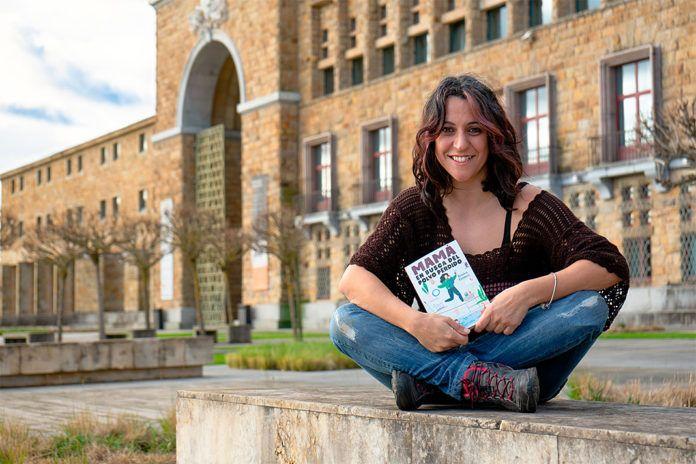 Jessica Gómez, autora del libro