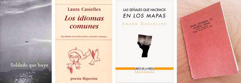 Libros publicados de Laura Casielles