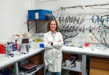 Marta Sevilla Solís, investigadora en el INCAR