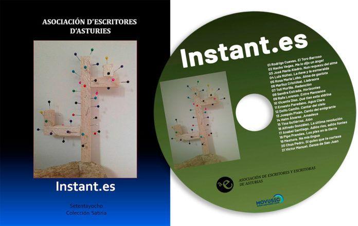 Libro-disco Instant.es