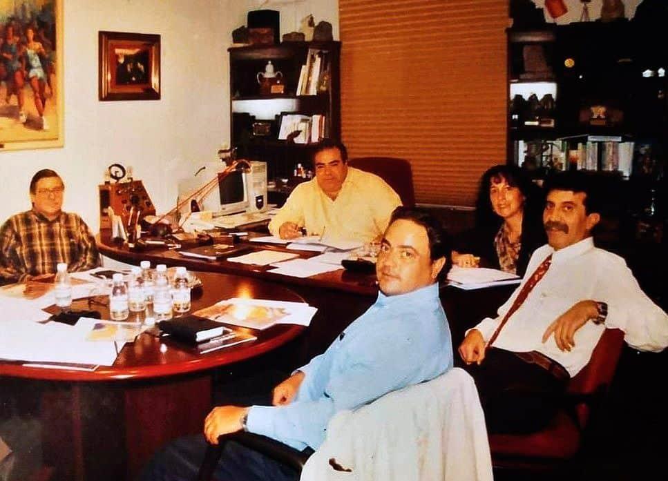Reunión de la Asociación Española de Maratones (1998)