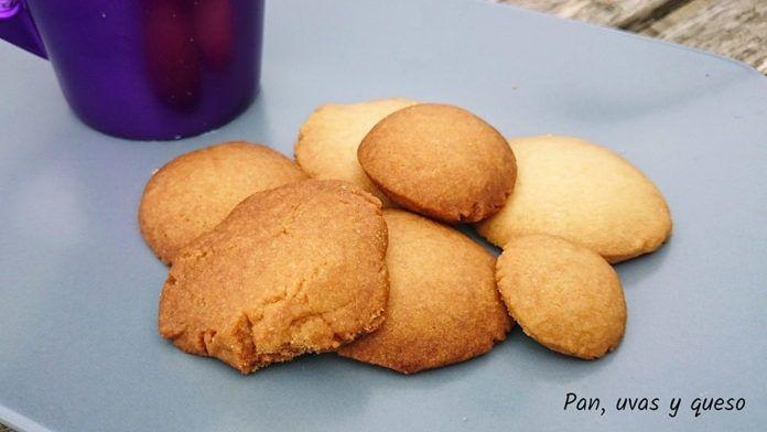 Suspiros de Pajares, del blog Pan, uvas y queso