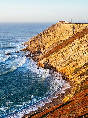 Faro de Cabo Vidio (Cudillero)