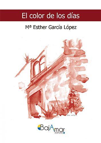 El color de los días, libro de poemas de María Esther García López