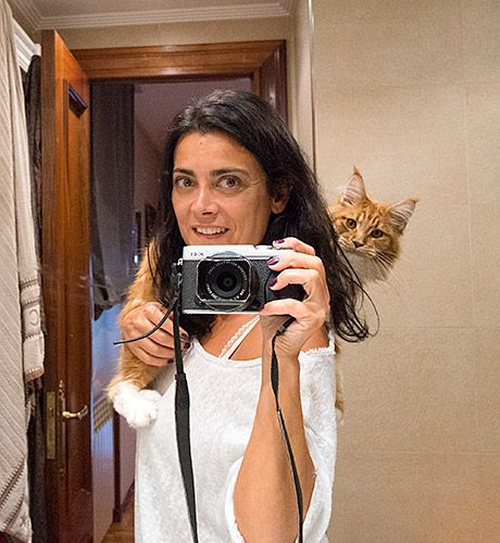 Marta Areces, fotógrafa
