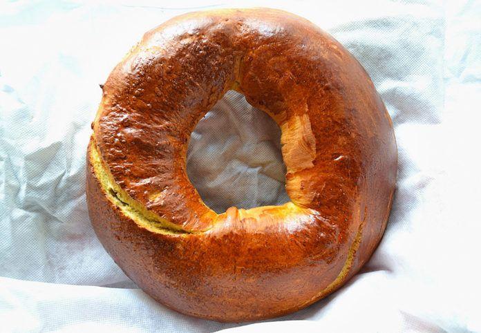 Rosca de Cantelo, dulce típico de Pascua en la zona de los Oscos