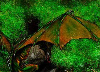 Ilustración de Thanya Castrillón del Sacrificio propiciatorio, perteneciente al libro La Ayalga
