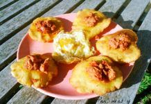 Tortos de maíz, del blog Pan, uvas y queso