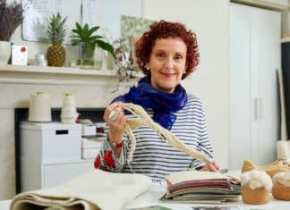 Camen Hijosa. Inventora de Piñatex, una alternativa vegetal al cuero