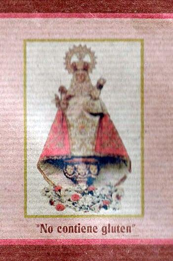 La Virgen sin gluten