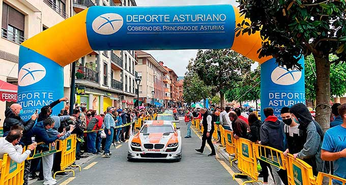 Imágenes de eventos deportivos en Asturias