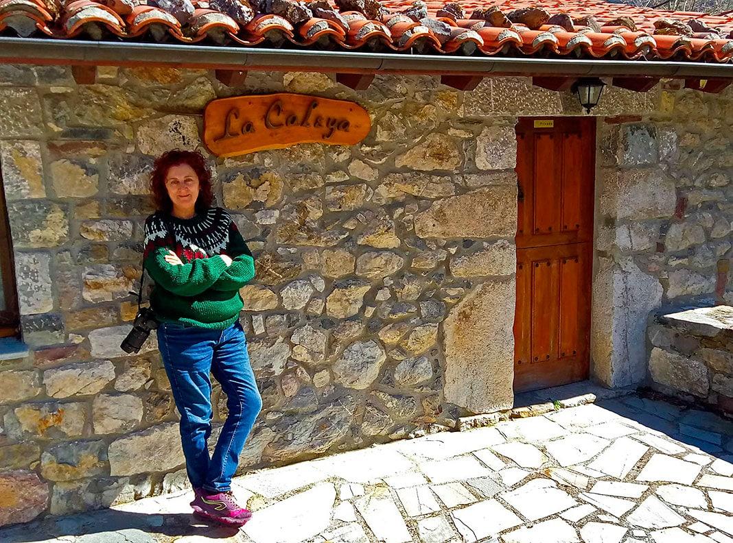 Ana Paz Paredes, periodista asturiana y escritora