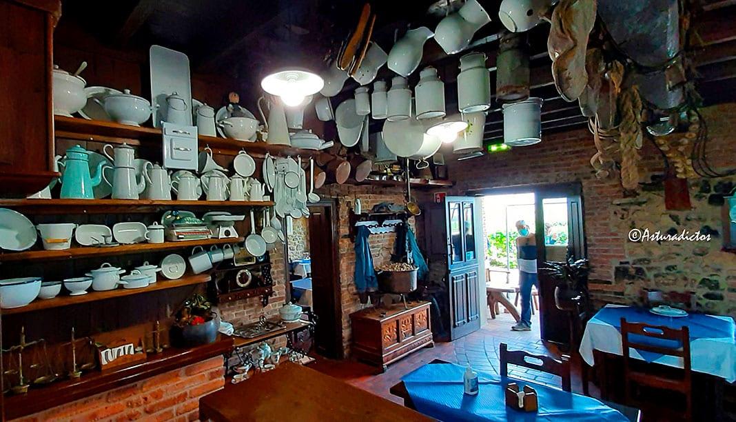 Bar restaurante El Uncal (Arriondas)