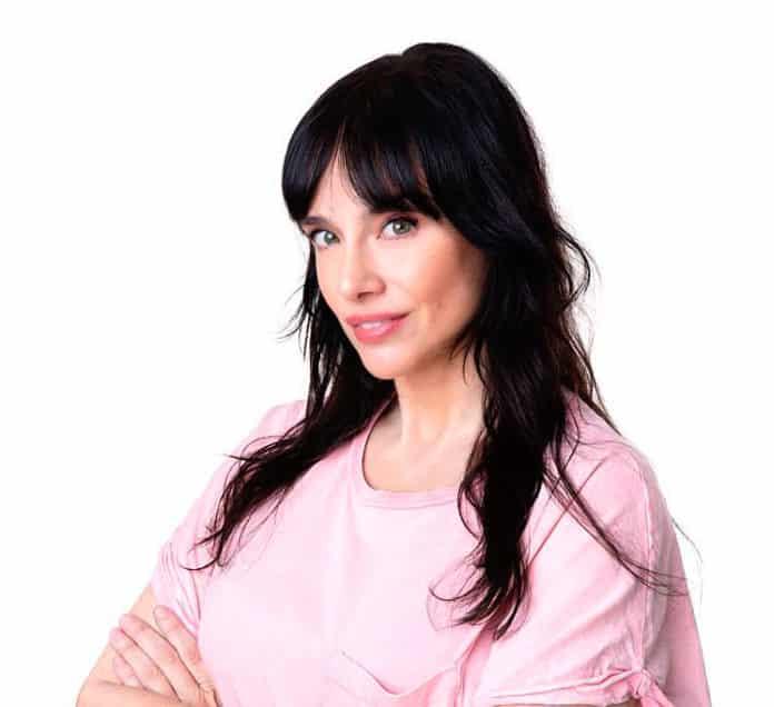 Beatriz Rico, actriz, monologuista, cantante de rock y escritora
