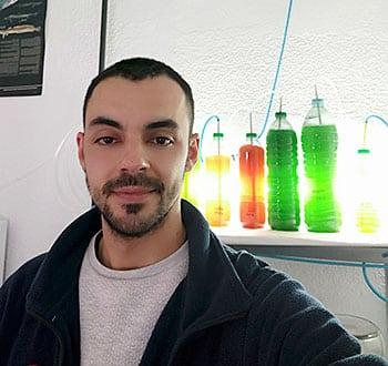 Héctor Morán, confundador de Jelly Farmer