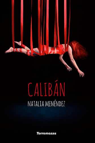 Calibán, libro de poemas de Natalia Menéndez