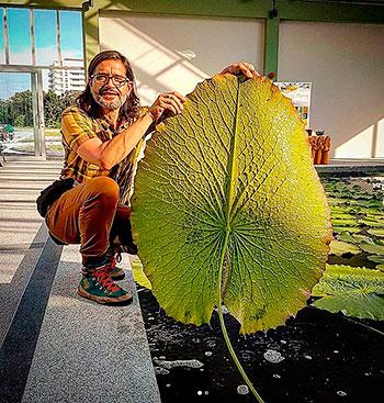 Carlos Magdalena en Chon Buri, Tailandia