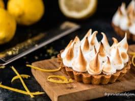 Pastel de limón del blog Piruletas de jamón