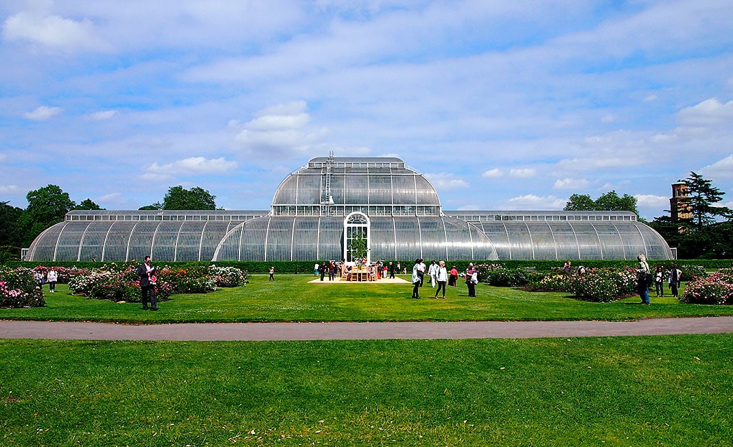 Royal Botanic Gardens. Kew, Londres