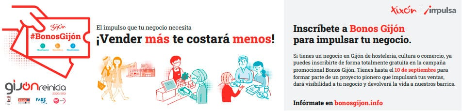 Campaña #Bonos Gijón