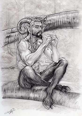 Busgosu, ilustración de Thanya Castrillón