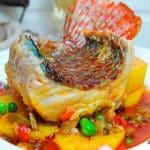 Caldeirada de Pinto al estilo de mamá, del blog Acordes culinarios