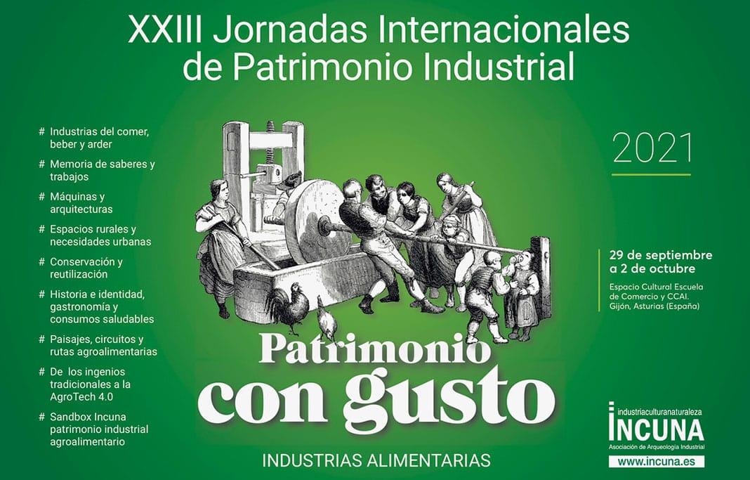 XXIII Edición de las Jornadas Internacionales sobre Patrimonio Industrial