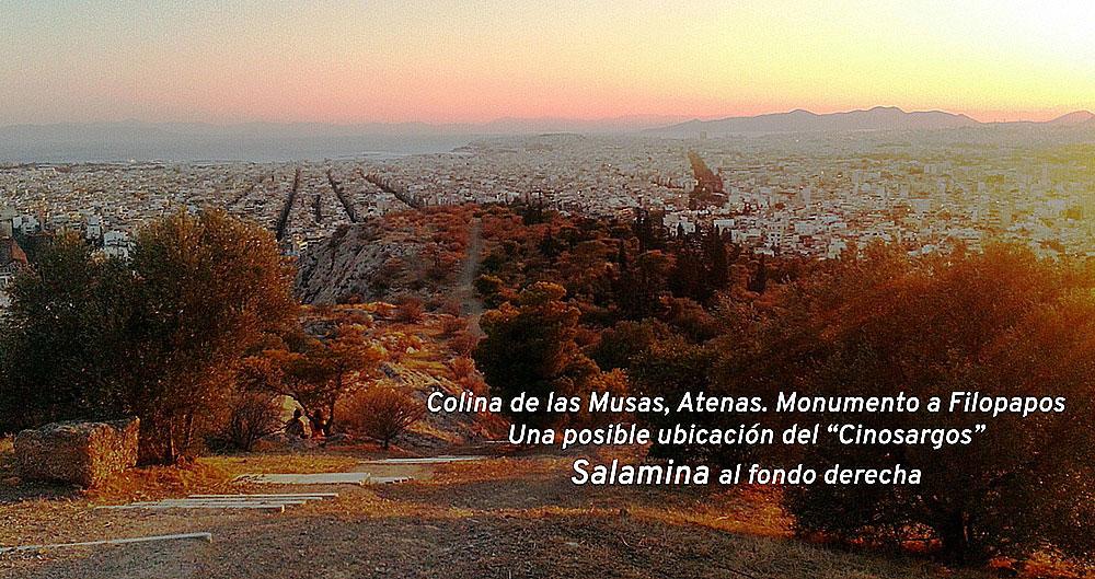 Colina de las Musas, Atenas