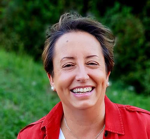 Elisa Beltrán, profesora