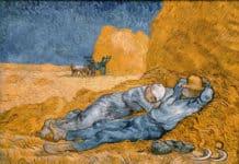"""La Siesta"" de Van Gogh"