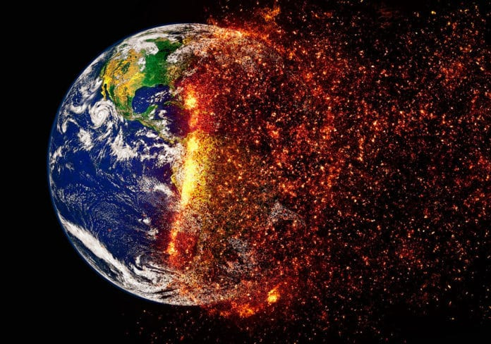 Cambio climático, alerta roja