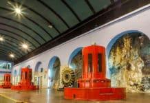 Central Hidroeléctrica de Selviella, Belmonte de Miranda (Asturias)