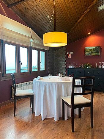Interior del Restaurante Ferpel