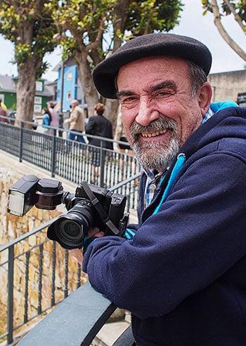 Juanjo Arrojo, fotógrafo